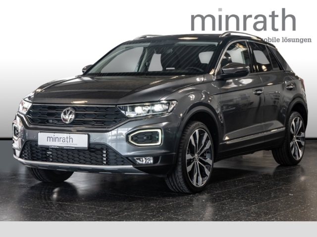 Volkswagen T-Roc Style 1.5 TSI ACT EU6d-T LED Navi ACC Panorama, Jahr 2019, Benzin