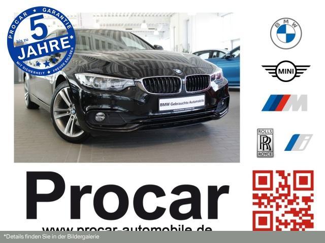 BMW 420 Gran Coupe D Sport Line Navi Prof. Aut. HuD, Jahr 2017, Diesel