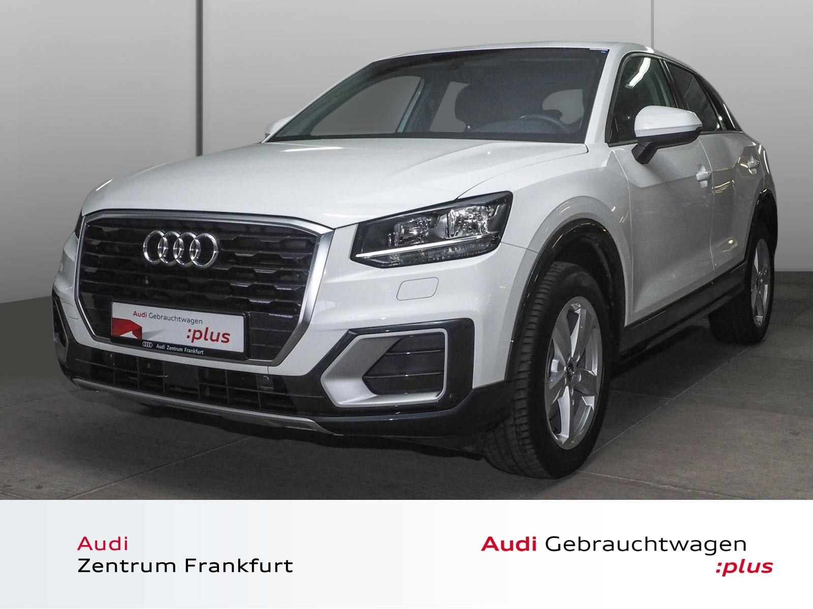 Audi Q2 1.0 TFSI Sport ultra S tronic PDC Bluetooth Sitzheizung Sportsitze, Jahr 2017, Benzin