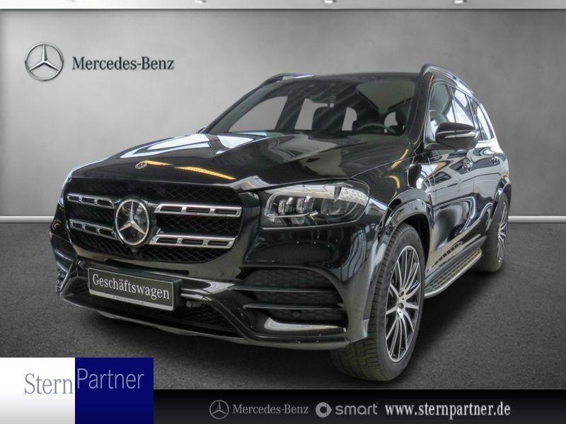 Mercedes-Benz GLS 400 d 4MATIC AMG NIGHT Head Up#Memory#Standh, Jahr 2019, diesel