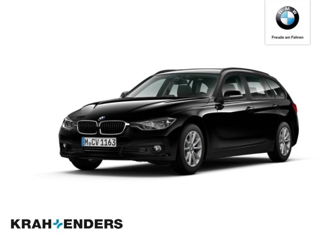 BMW 320 d Touring Advantage+LED+Navi+PDCv+h+SHZ, Jahr 2017, Diesel