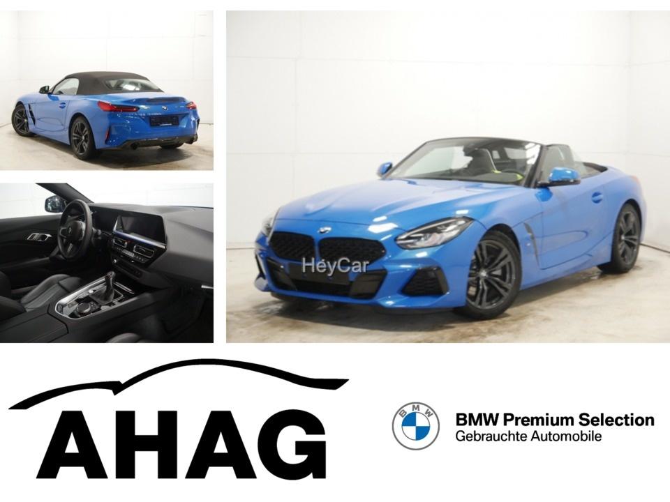 BMW Z4 sDrive20i M SPORT 19'' M Alarm 399Euro Leasing, Jahr 2020, Benzin