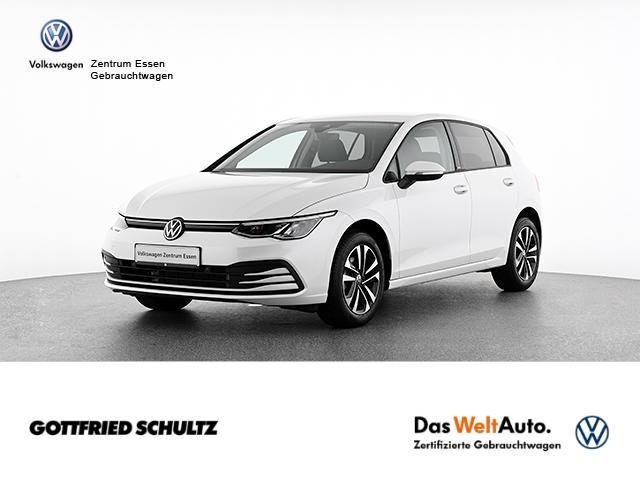 Volkswagen Golf United 1 0 TSI LED Navi SHZ ACC, Jahr 2021, Benzin