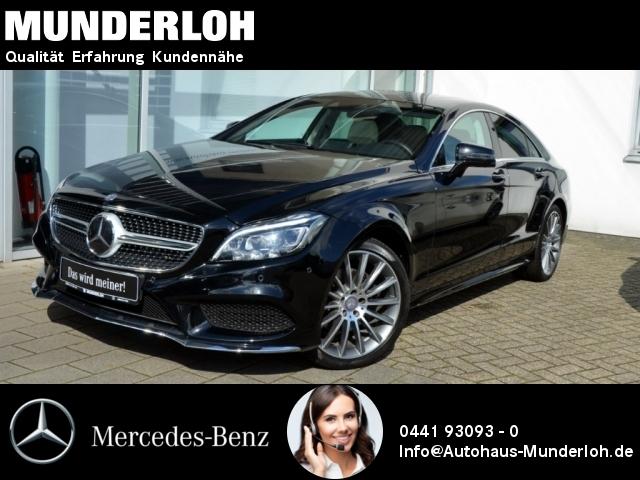 Mercedes-Benz CLS 250 d 4MATIC Coupé AMG SHD Distronic 19'', Jahr 2016, Diesel