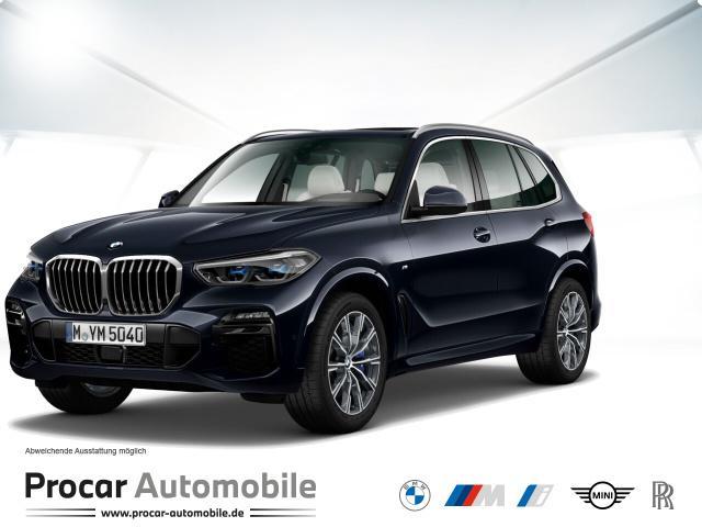 BMW X5 xDrive30d M SPORT 7SITZER 2-ACHS LUFTFEDERUNG, Jahr 2020, Diesel