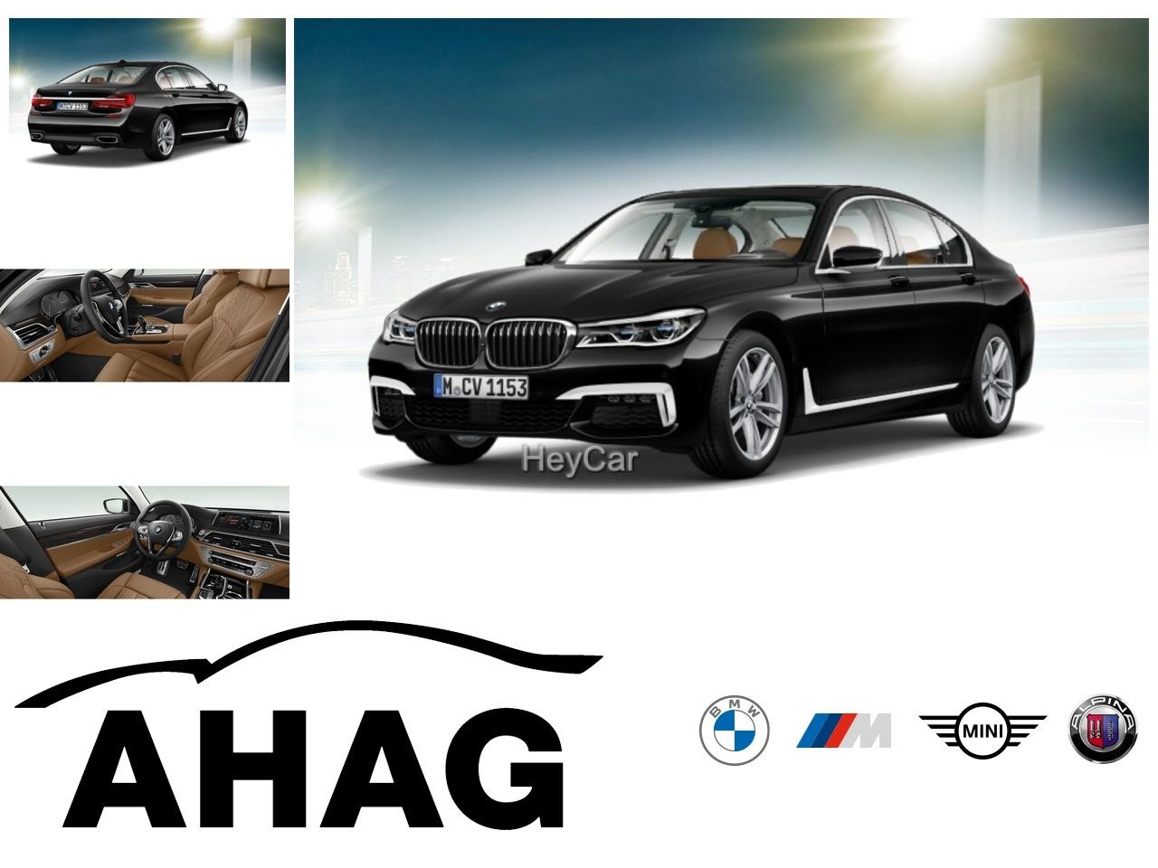 BMW 750d xDrive Innovationsp. Navi Prof. Glasdach, Jahr 2018, Diesel