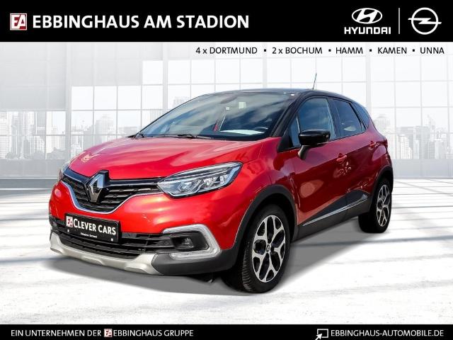 Renault Captur Collection 1.3 TCe 130 EU6d-T LED Navi Keyless Rückfahrkam. PDCv+h LED-hinten, Jahr 2019, Benzin