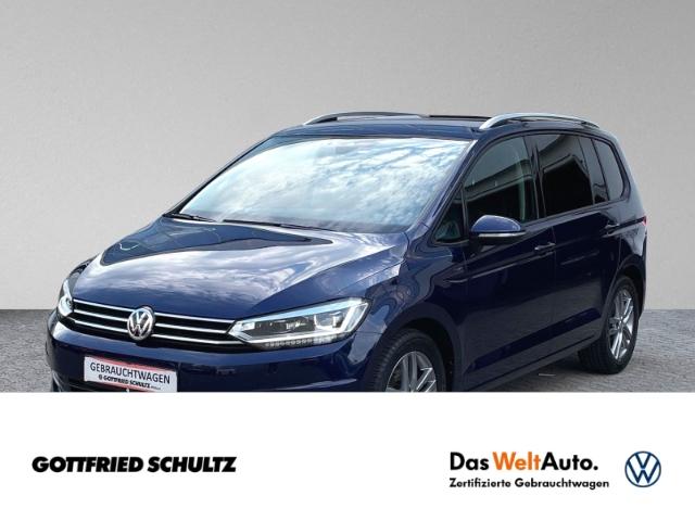 Volkswagen Touran 1.6 TDI LED NAVI PDC KANERA 7 Sitzer JOIN, Jahr 2018, Diesel