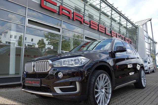 BMW X5 xDrive30d Sportpaket EUR6/HEAD/22/SOFTCL/AHK, Jahr 2013, Diesel