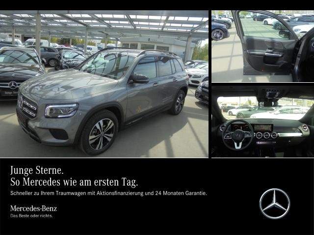 Mercedes-Benz GLB 250 4M Nightp.,Navi,PDC,LED,Distronic, Jahr 2020, Benzin