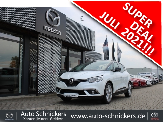 Renault Scenic Limited 1.3 TCe NAV+CAM+PDC+SHZG+GJ-RÄDER, Jahr 2019, Benzin