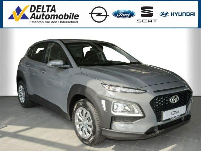 Hyundai Kona 1,0 T-GDI PURE MY2020! 6d-TEMP!, Jahr 2019, petrol
