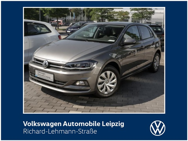 Volkswagen Polo Comfortline 1.6 TDI SCR *Navi*PDC*LED*SHZ*, Jahr 2019, Diesel
