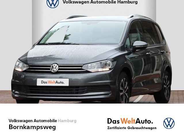 Volkswagen Touran 2,0 TDI United DSG PDC/KLIMA/NAVI, Jahr 2020, Diesel