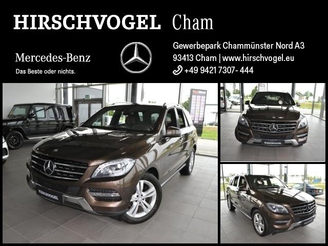 Mercedes-Benz ML 350 BT 4M AIRMATIC+AHK+SD+Com+ILS+Kam+Harman, Jahr 2014, Diesel