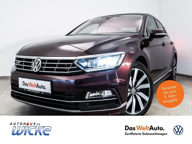 """Volkswagen Passat 2.0TSI DSG """"Highline"""" R-Line ACC Pano LED, Jahr 2017, petrol"""