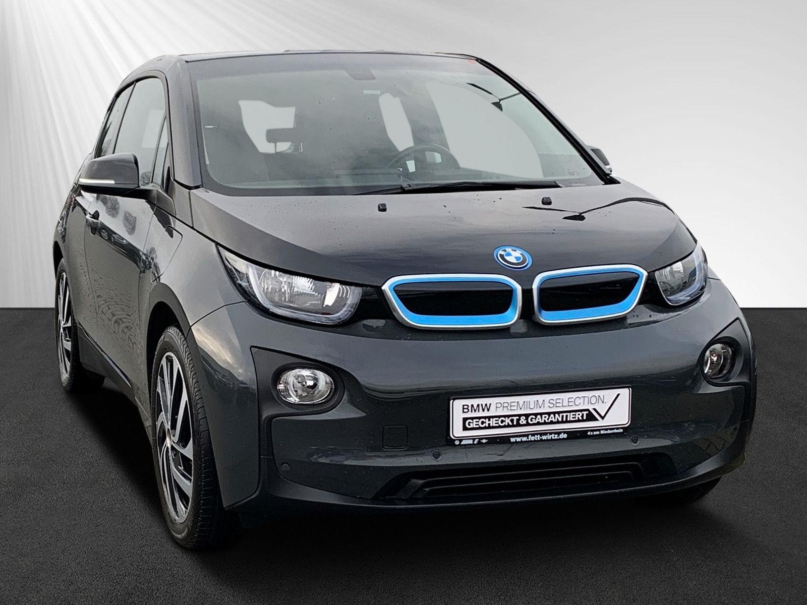 BMW i3 mit Range Extender Navi Business Klimaaut., Jahr 2015, Hybrid