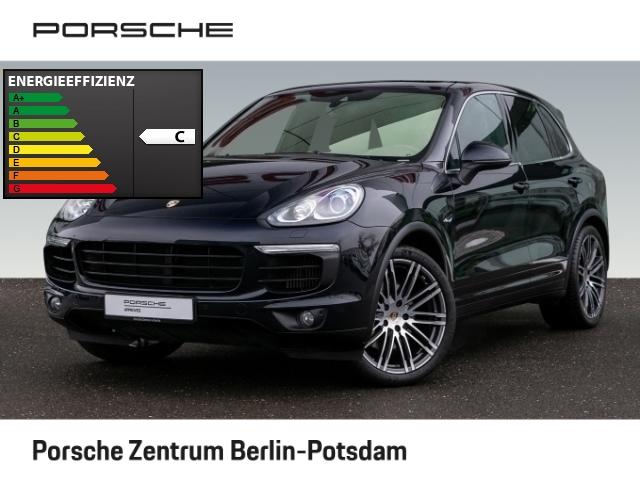 Porsche Cayenne S Diesel BOSE Luftfederung Standheizung, Jahr 2014, Diesel
