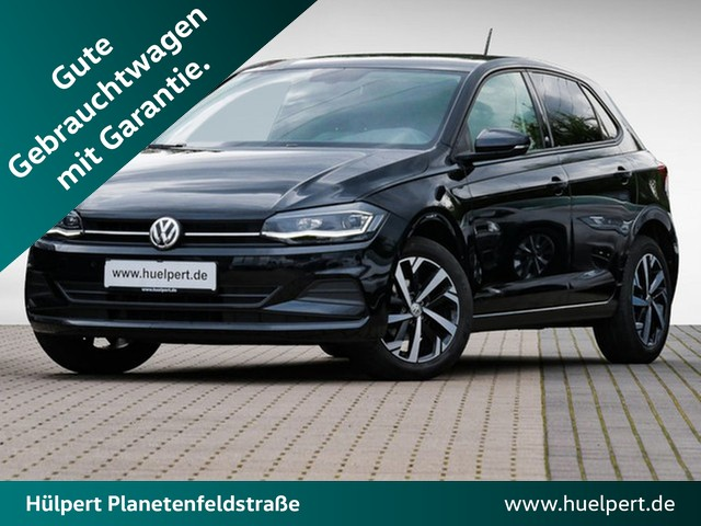 Volkswagen Polo 1.0 beats LED APP-CONN ALU PDC, Jahr 2018, Benzin