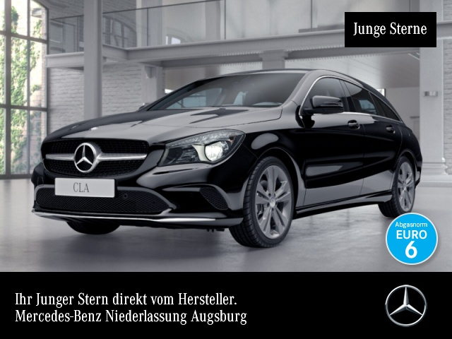 Mercedes-Benz CLA 220 d SB Urban Navi 7G-DCT Sitzh Sitzkomfort, Jahr 2017, Diesel