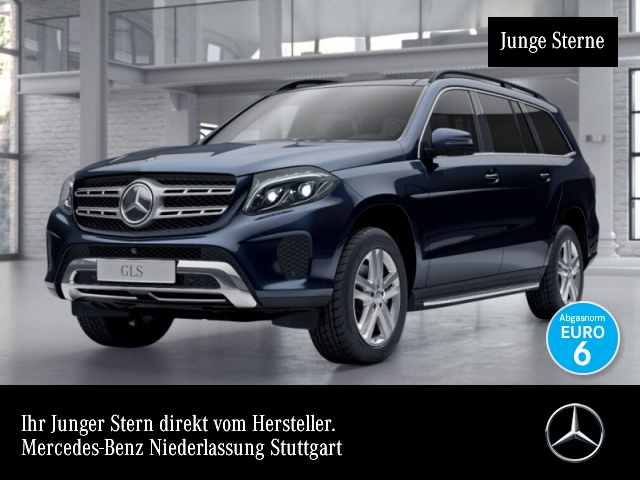 Mercedes-Benz GLS 350 d 4M 360° Airmat Stdhzg Pano Harman Distr, Jahr 2016, Diesel