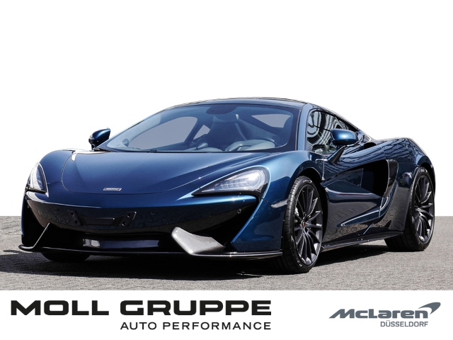 McLaren 570GT Pacific, Sports Exhaust, Vehicle Lift, Jahr 2017, Benzin