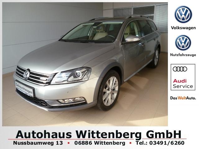 Volkswagen Passat Alltrack 4Motion 2.0 TDI NAVI*XENON*PANO*, Jahr 2014, Diesel