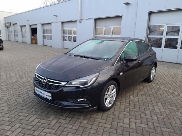 Opel Astra Dynamic 1.4 M/T Allwetter Navi 1.4, Jahr 2016, Benzin