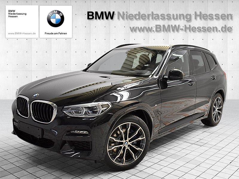BMW X3 xDrive30d M Sport Head-Up HiFi Var. Lenkung, Jahr 2020, Diesel