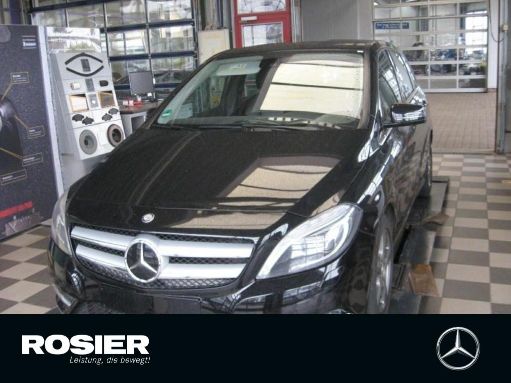 Mercedes-Benz B 200 CDI, Jahr 2013, Diesel