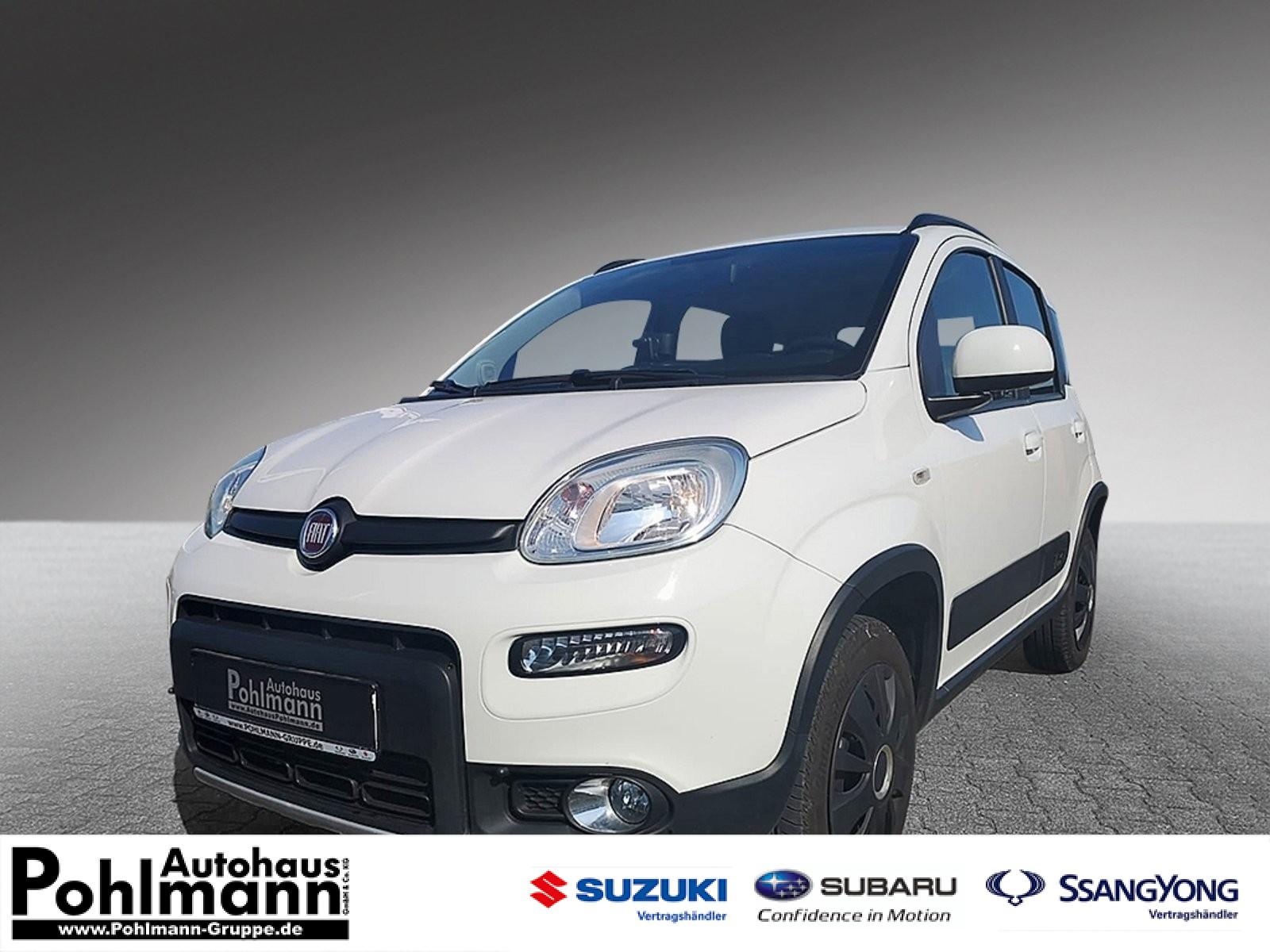 Fiat Panda 4x4 Klimaautomatik, USB,Freisprecheinrichtung, inkl. Winterräder, Jahr 2018, Benzin
