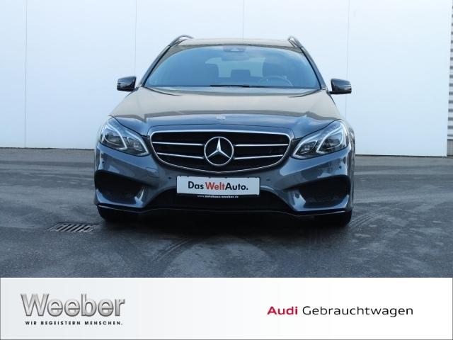 Mercedes-Benz E 400 4Matic Edition E AMG Line Pano AHK Leder, Jahr 2015, Benzin
