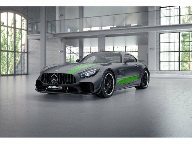 Mercedes-Benz SLR, Jahr 2019, Benzin