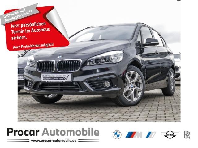 BMW 218 Active Tourer Aut. Navi 17'' PDC v+hi. Shz, Jahr 2018, Benzin