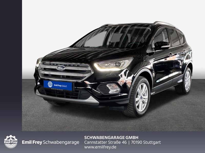 Ford Kuga 1.5 EcoBoost 2x4 AHK Park-Assi Navi Alarmanlage, Jahr 2019, Benzin