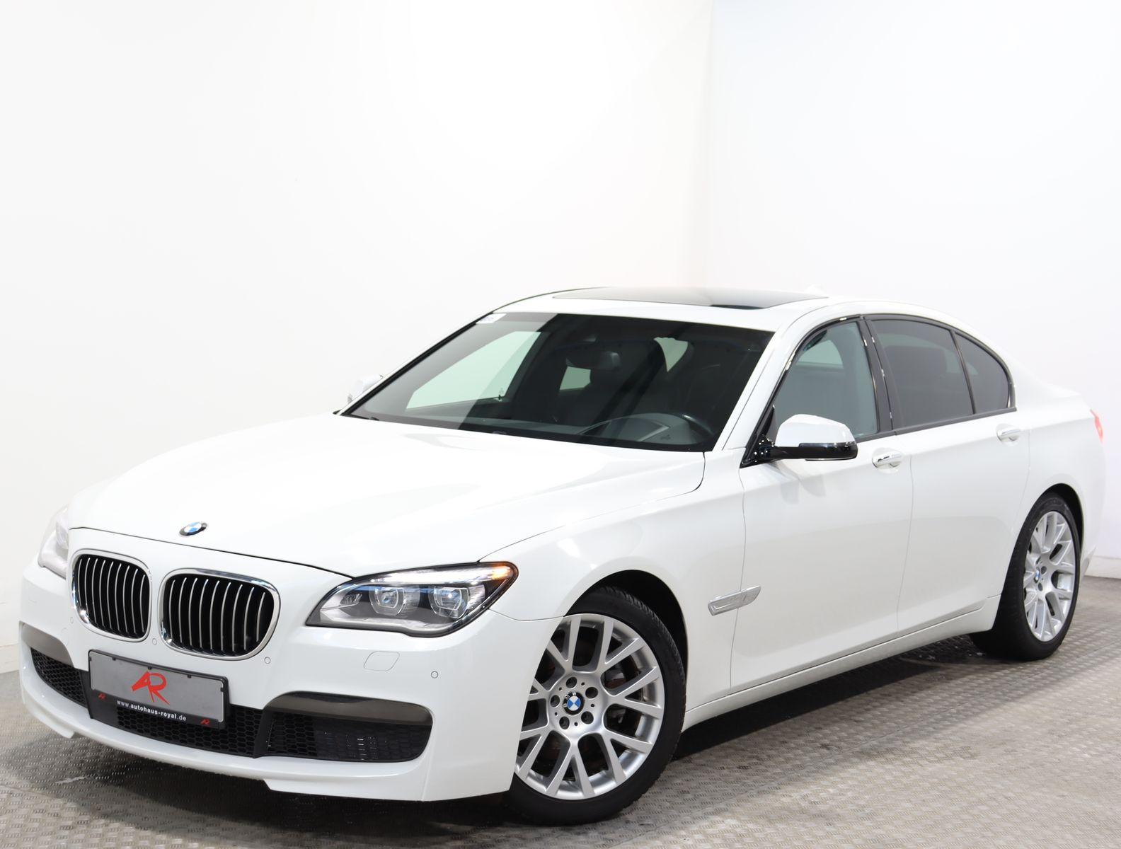 BMW 740 d M SPORT MEMORY,HEAD-UP,SOFT-CLOSE,ACC,LED, Jahr 2013, Diesel