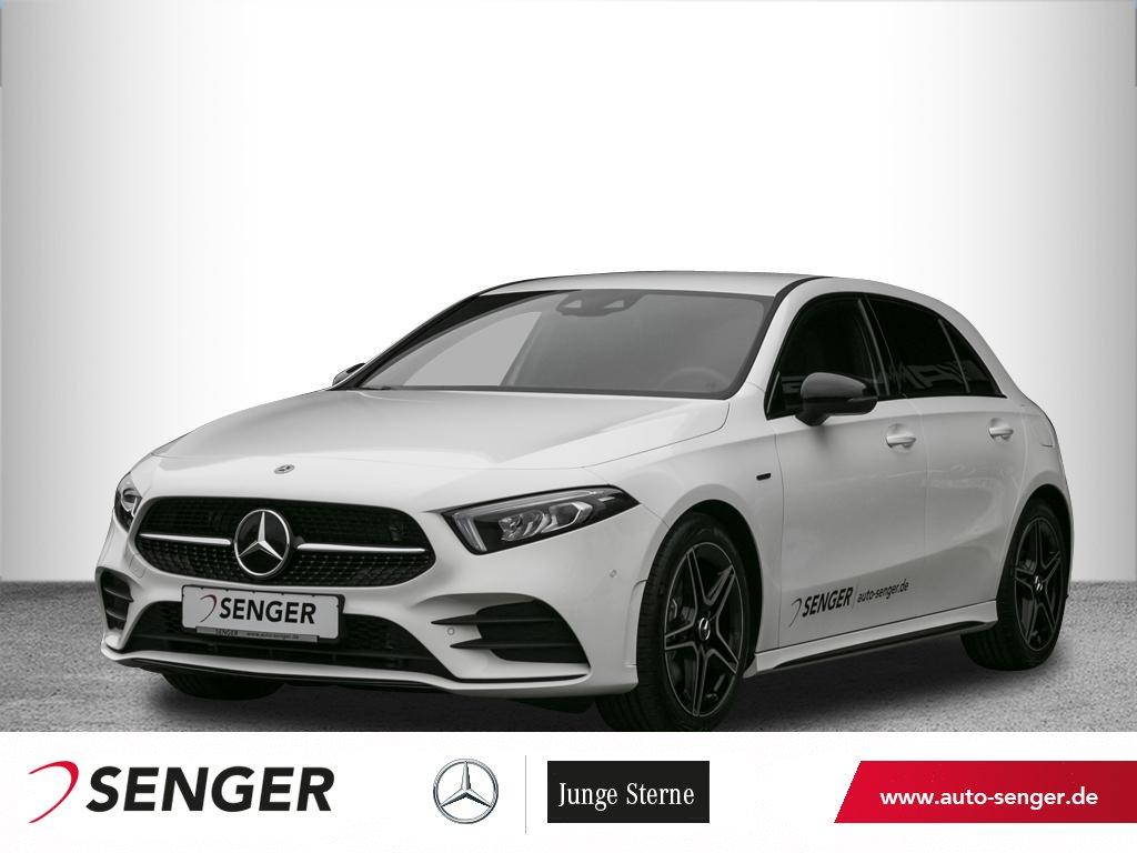 Mercedes-Benz A 180 AMG Ambiente Business Navi LED high MBUX, Jahr 2020, Benzin