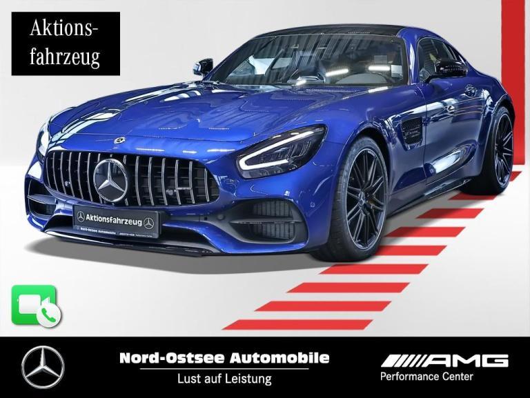 Mercedes-Benz AMG GT C KERAMIK NIGHT PERF. SITZE DYNAMIK+, Jahr 2020, Benzin