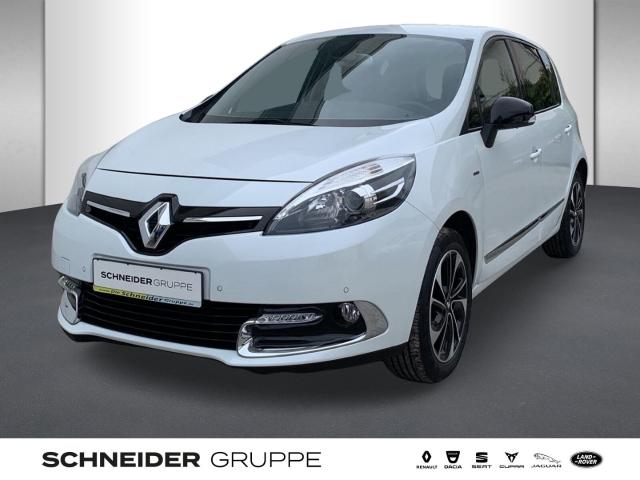 Renault Scenic Bose TCe115 SITZH.+NAVI+PDC+KLIMA+TEMPOPI, Jahr 2015, Benzin