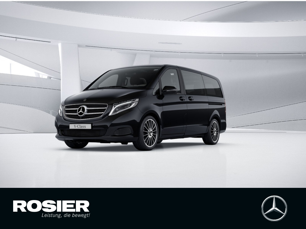 Mercedes-Benz V 220 d 4M Ed. Avantgarde, Jahr 2016, Diesel