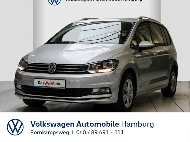 Volkswagen Touran 1,6 TDI SOUND DSG/ACC/NAVI/7SITZ/SITZHZG, Jahr 2017, Diesel