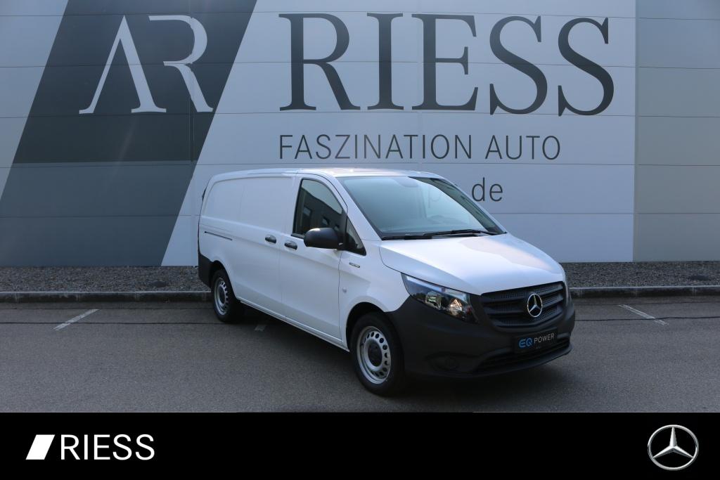 Mercedes-Benz eVito 111 /Elektro/Klima/Navigation/Rückfahrkame, Jahr 2021, Elektro
