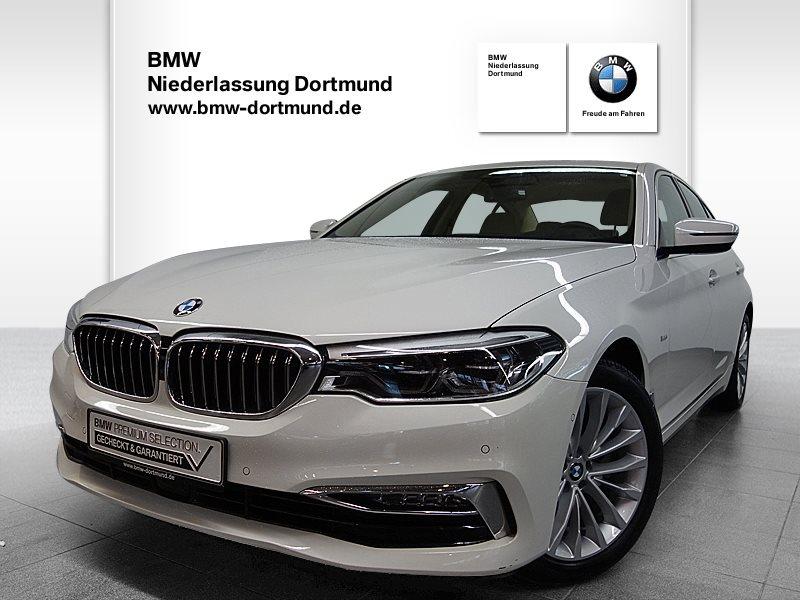 BMW 520d xDrive Limousine Luxury Line, Jahr 2017, Diesel