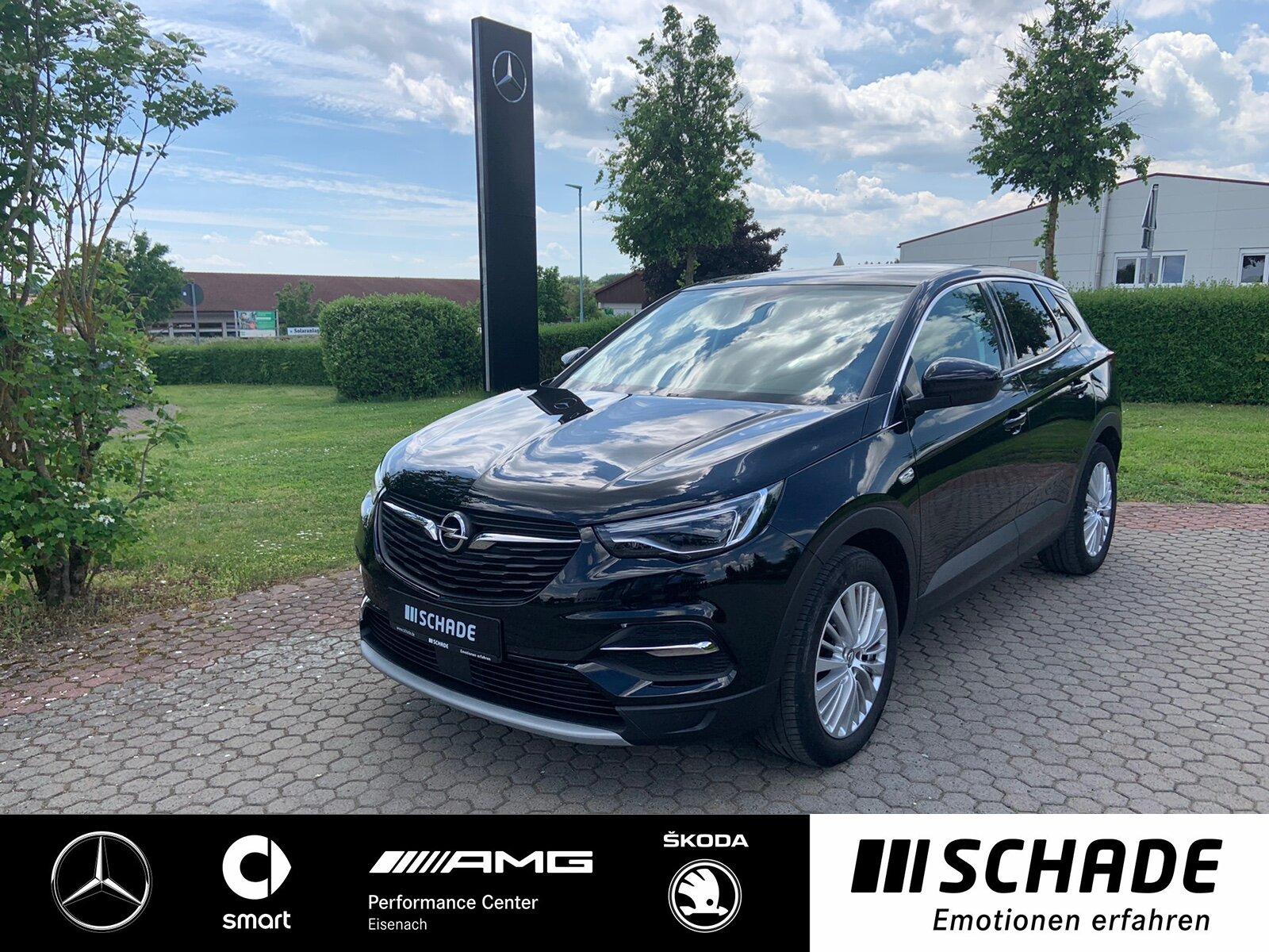 Opel Grandland X 1.6 CDTI Dynamic *AHK*LED*Apple Car*, Jahr 2018, Diesel