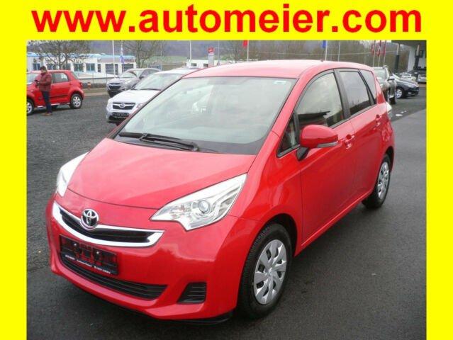 Toyota Verso S 1.33 VVT-i Comfort, Jahr 2015, petrol