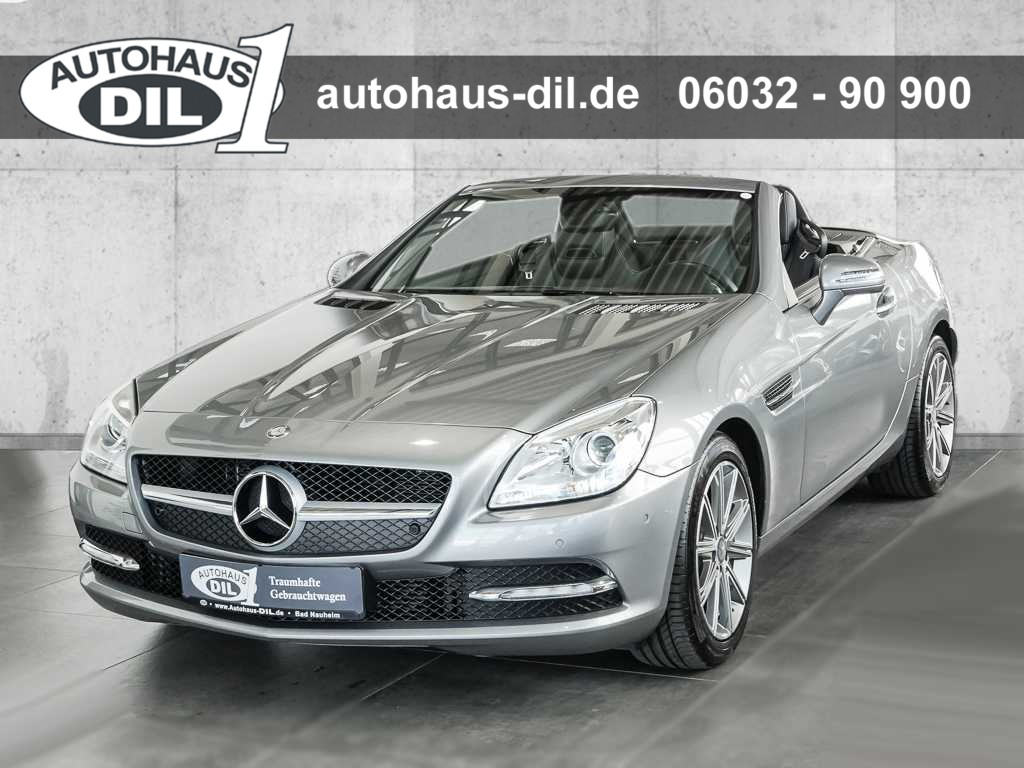 Mercedes-Benz SLK 200 BE 7G- Navi+AIRSCARF+PTS, Jahr 2013, Benzin