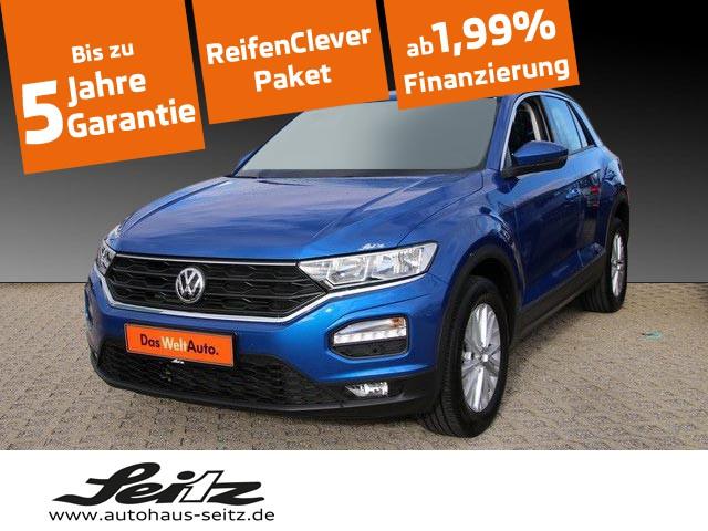 Volkswagen T-Roc 1.0 TSI Start-Stopp, SHZ, Jahr 2019, Benzin