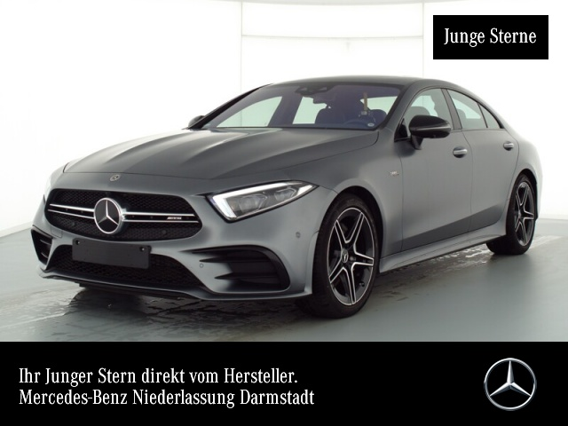Mercedes-Benz CLS 53 AMG 4M+ DISTRONIC MULTIBEAM WIDESCREEN, Jahr 2020, Benzin