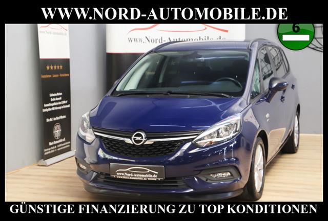 Opel Zafira 2.0 CDTi Active*Navigation*PDC*GRA* Activ, Jahr 2017, Diesel
