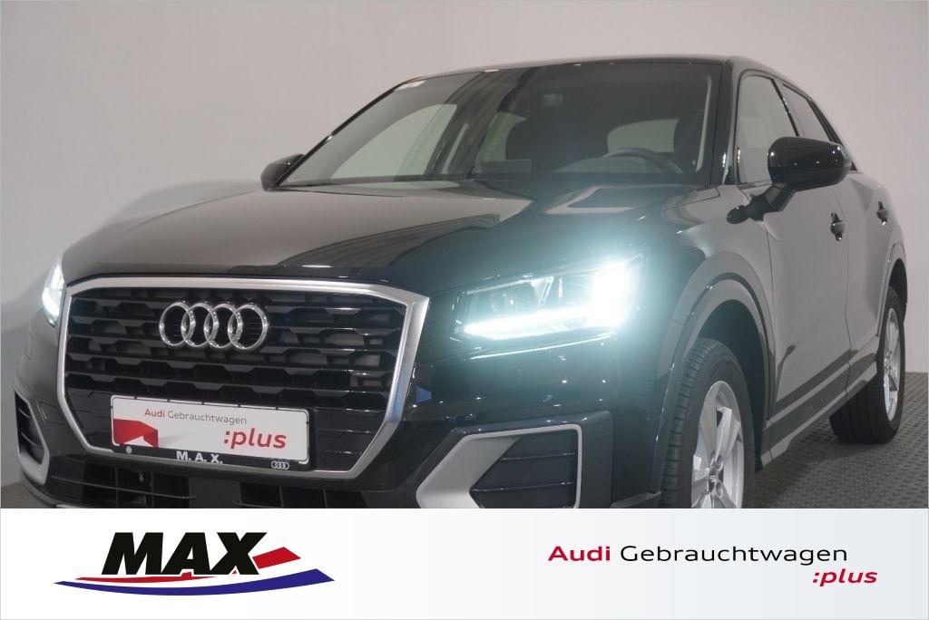 Audi Q2 30 TDI Sport 5j GAR LED NAVI 0,99%-Fin., Jahr 2019, Diesel